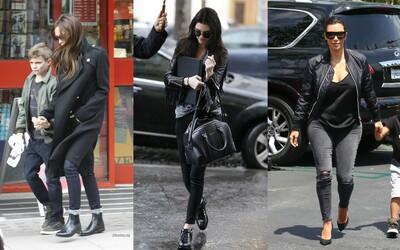Známe outfity poskladané z cenovo dostupnejších kúskov oblečenia #3