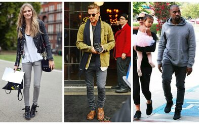 Známe outfity poskladané z cenovo dostupnejších kúskov oblečenia #4