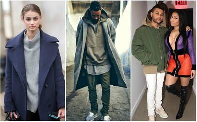 Známe outfity poskladané z cenovo dostupnejších kúskov oblečenia #5