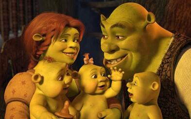 Známé scénáristu Shreka 5! Režiséři předchozích dílů prozradili několik detailů k dalšímu pokračování