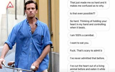 Známého herce obviňují milenky z kanibalismu. Prý chtěl uvařit kus kůže a jedné ženě odseknout prst, aby ho mohl mít vždy u sebe
