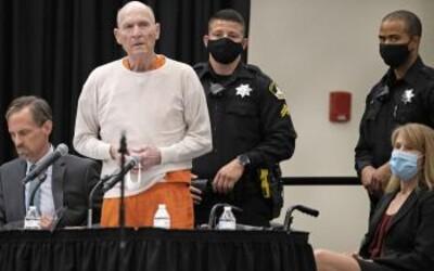 Známého sériového vraha odsoudili na doživotí. Pozůstalým a obětem se omluvil