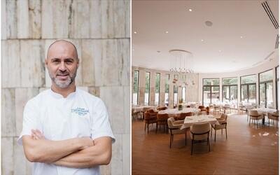 Známy taliansky šéfkuchár otvoril v Bratislave luxusnú reštauráciu s obsluhou pri bazéne. Investícia ho stála stovky tisíc eur