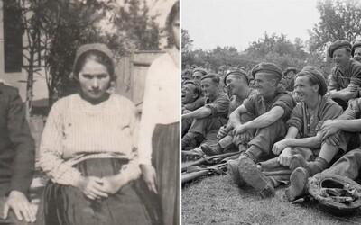 Znásilňování žen, rabování domů, chaos a utrpení: takto vzpomíná na druhou světovou válku babička Anna