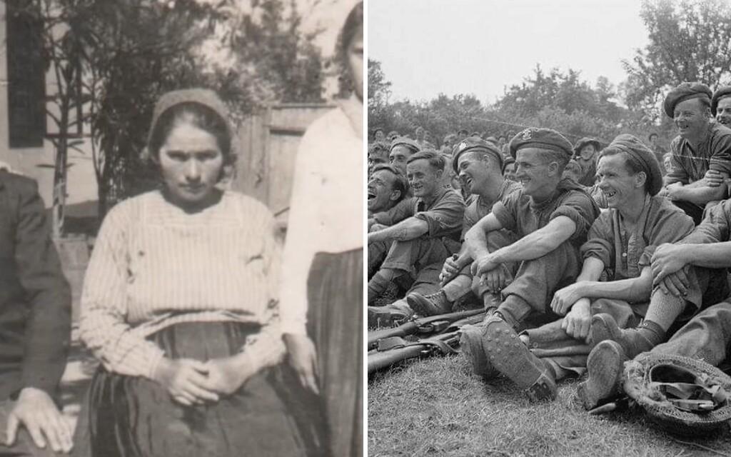 Znásilňovanie žien, rabovanie domov, chaos a utrpenie: takto spomína na druhú svetovú vojnu babička Anna