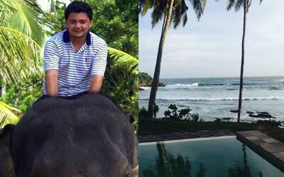 Znenadání se dostal na Srí Lanku, kde dnes šéfuje luxusním vilám. Roman nám vyprávěl o začátcích, kultuře a práci (Rozhovor)