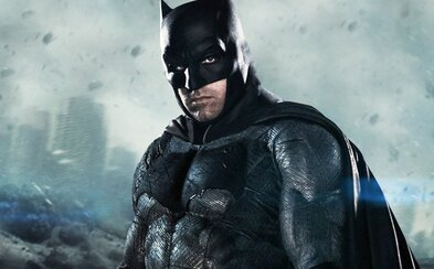 Znepokojivých náznaků přibývá. Opravdu se Ben Affleck plánuje rozloučit s rolí Batmana v DCEU?