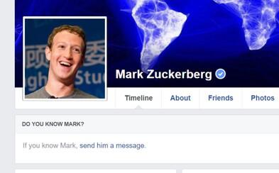 Zneužili díky Facebooku tvá data? Sociální síť začíná uživatele informovat, zda jejich osobní informace nepadly do nesprávných rukou