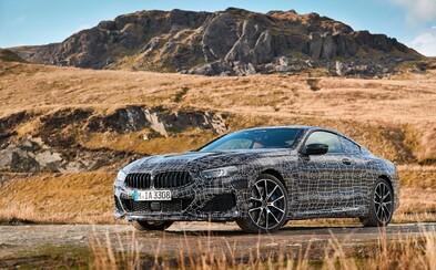 Znovuzrozené BMW řady 8 klepe na dveře. Verze M850i dostane 530koňový osmiválec