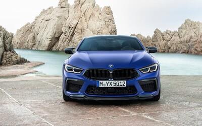 Znovuzrozená legenda v top formě. Nová pýcha BMW se jmenuje M8 Competition