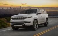 Znovuzrozený Jeep Wagoneer má být svým luxusem konkurencí i pro Range Rover