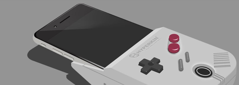 Zo smartfónu Game Boy? S novým príslušenstvom od Hyperkinu to nie je žiadny problém