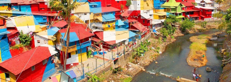 Zo špinavého slumu sa stala lákavá turistická atrakcia. Používatelia Instagramu si ju nevedia vynachváliť