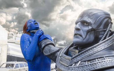 Ze studentů se v destruktivním traileru stávají X-Men, mutanti, kteří se musí vzepřít bohu