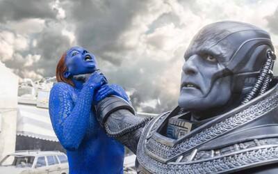 Zo študentov sa v deštruktívnom traileri stávajú X-Men, mutanti, ktorí sa musia vzoprieť bohu