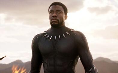 Zomrel Chadwick Boseman – hrdina z filmu Black Panther. Zabila ho rakovina