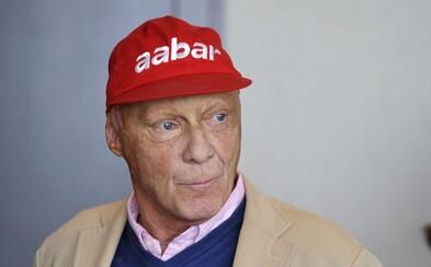 Zemřel legendární šampion Formule 1 Niki Lauda