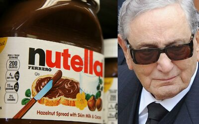 Zomrel Michael Ferrero, otec Nutelly a iných legendárnych sladkostí