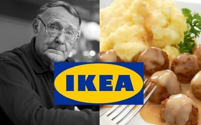 Zomrel zakladateľ IKEA a najbohatší Európan. Majetok Ingvara Kamprada sa odhaduje na 30 miliárd eur