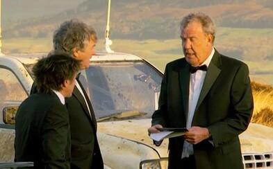 Zbývajících částí Top Gearu se nakonec dočkáme, podívejte se na vzrušující trailer!