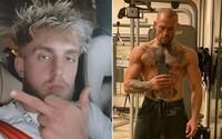 Zoufalý youtuber Jake Paul nabízí Conoru McGregorovi 50 milionů, když se s ním popere. Ve videu ho hrubě uráží