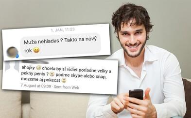 Představujeme nejhorší zprávy, kterými chtěli slovenští muži zaujmout. Tímto na ženy rozhodně nezapůsobili