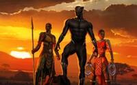 Zoznámte sa s Black Pantherom v akčnom zákulisnom videu a spoznajte jeho cestu zo stránok komiksov až na veľké filmové plátna