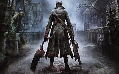 Zoznámte sa s Bloodborne, krvavým nástupcom Dark Souls