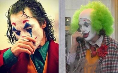 Zoznámte sa s Jokerom. Joaquin Phoenix terorizuje New York na desiatkach fotiek a videí z natáčania