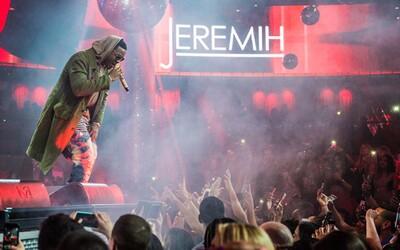 Zpěvák a producent skladeb Kanyeho Westa, Jeremih, se už za týden představí v pražském klubu Roxy
