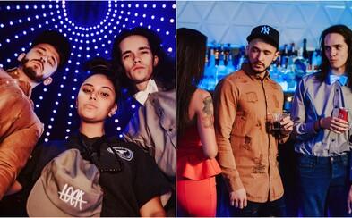 Zrebný a Frlajs vydávajú rapový videoklip. Vyskúšali si zabudnutý autotune a so ženským rapom vypomohla Fejbs