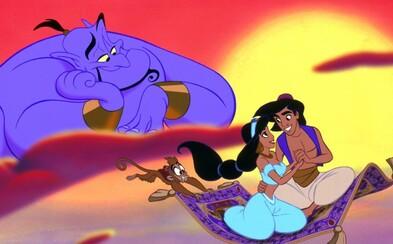 Zrežíruje Guy Ritchie hraný remake Aladina po vzoru Knihy džunglí či připravovaného Lvího krále?