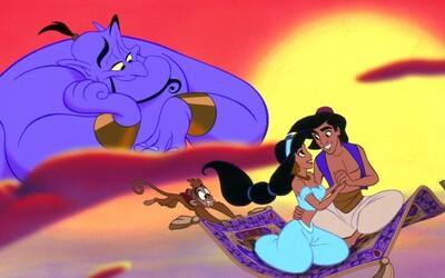 Zrežíruje Guy Ritchie hraný remake Aladina po vzore Knihy džungle či pripravovaného Levieho kráľa?