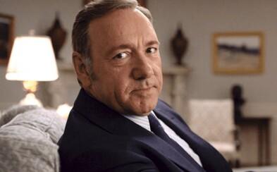 Zrušený film Kevina Spaceyho obsahoval otvorené sexuálne scény s mladším hercom. Netflix stálo stopnutie filmu takmer 40 miliónov