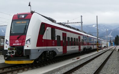 ZSSK dostane 25 nových vlakov. Za 160 miliónov eur obsahujú Wi-Fi aj klimatizáciu