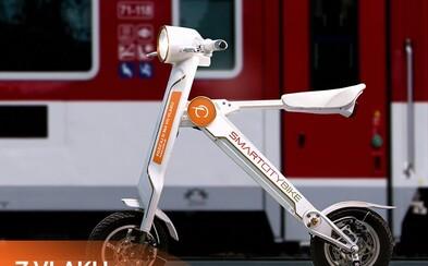 ZSSK spúšťa vlastný bikesharing, cestujúci si budú môcť požičať elektrobicykle priamo vo vlaku