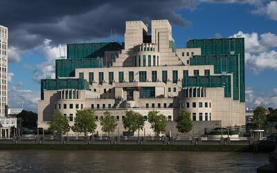 Ztratily se plány budovy tajné služby MI6