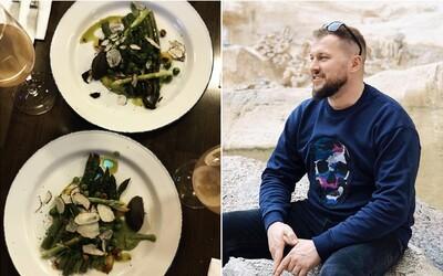 Zúčastnili sme sa hip-hopovo orientovanej večere Martina Záhumenského v pražskej reštaurácii