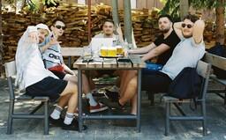 Žumpa, nerdství a swag: Ca$hanova Bulhar, Labello, Vait a Šedivý debatují v nejotevřenějším rozhovoru českého fotbalu