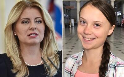 Zuzana Čaputová a Greta Thunberg patria medzi 28 najvplyvnejších ľudí v Európe. Slovenská prezidentka poráža skorumpovanú elitu