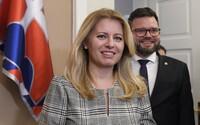 Zuzana Čaputová je jedinou političkou na Slovensku, ktorej viac ľudí verí ako neverí. Lídri strán dopadli oveľa horšie