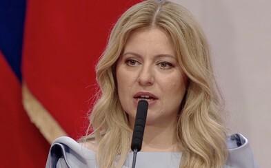 Zuzana Čaputová je novou prezidentkou!