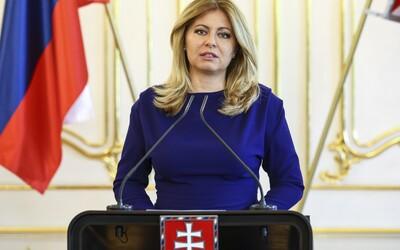 Zuzana Čaputová: Komunikácia Matoviča má rezervy, ľudia nechcú vidieť konflikt so Sulíkom