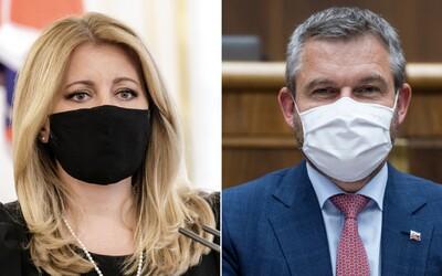 Zuzana Čaputová naďalej odmieta spochybňovanie očkovania. Fico a Pellegrini však dobrovoľnú vakcináciu nepovažujú za nezodpovednú