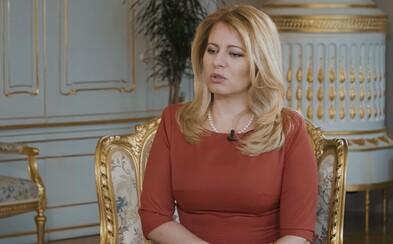 Zuzana Čaputová: O pár rokov bude vaša generácia riadiť štát