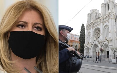 """Zuzana Čaputová: """"Popierajú hodnoty, za ktorými ako Európania stojíme."""" Takto reagujú politici na ohavný útok v Nice"""