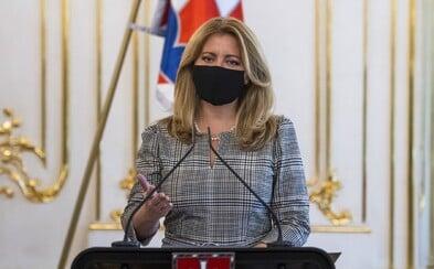 Zuzana Čaputová poslala jasný odkaz vláde: Zreflektovať situáciu je nevyhnutné, povedala na otázku či majú vyvodiť zodpovednosť