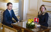 Zuzana Čaputová poverí Igora Matoviča zostavením vlády