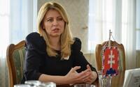 Zuzana Čaputová spúšťa vlastnú predvolebnú sériu diskusií v Prezidentskom paláci, začína už v nedeľu