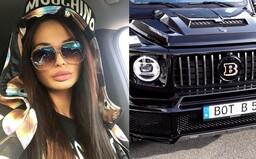 Zuzana Plačková si kúpila nový Mercedes G za 150 000 €. Hejterom ukázala aj podpisovanie kúpnej zmluvy